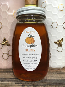 Pumpkin Honey Oregon