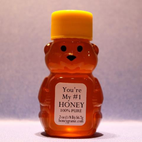 HoneyGramz You're My #1 Honey