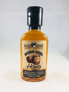 Bourbon Barrel Honey