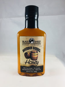 Bourbon barrel honey from HoneyGramz.com