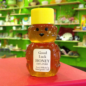 HoneyGramz Good Luck Honey
