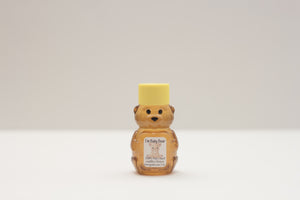 baby honey bear pure raw wildflower
