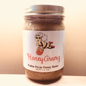 Honey Nut Butters