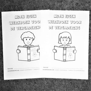 DUTCH 2-6yo My Own Meeting Book PDF