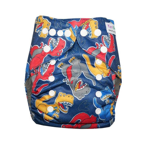 Gen2 - Roaring Dinos Cloth Diaper