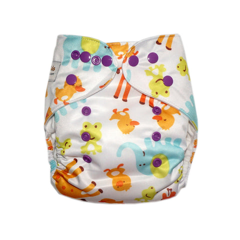 Classic - Pond Pals Cloth Diaper