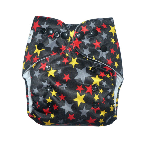 Classic - Star Power Cloth Diaper