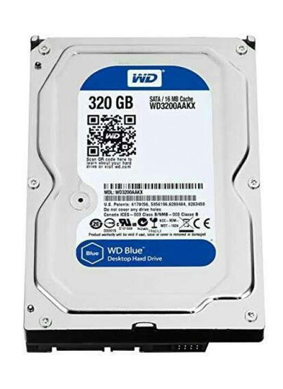 HARD DISK 320 GB WD BRANDED