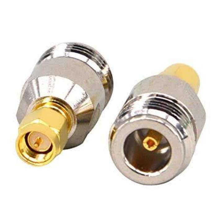 CONECTOR SMA MAIL TO RF N FEMAIL IN