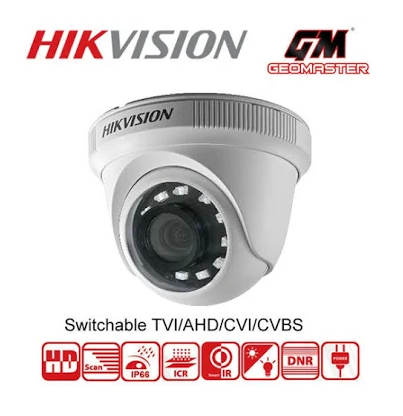 Hikvision 1080P 2MP Full HD Doom Cam-Zain Gee