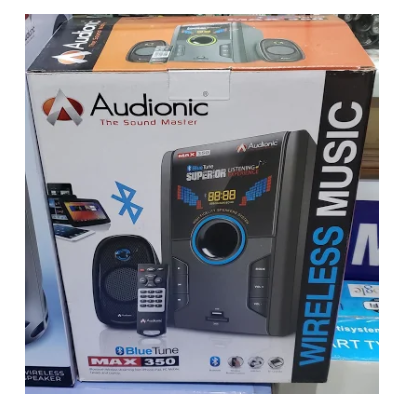 Audionic Chargeable/Mic/remote/usb/tf/aux In/fm/bluetooth-Zain Gee