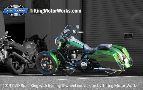 $500 Deposit - 2014 CVO Road King