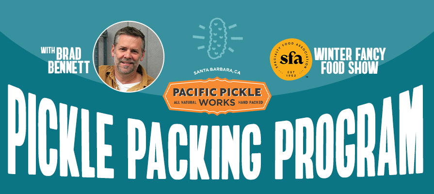 Deli Market News highlights Pacific Pickle Works' Co-Packing Strengths