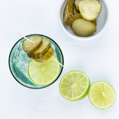 Pickles Under The Ginfluence - Gin & Tonic by Mouth Foods
