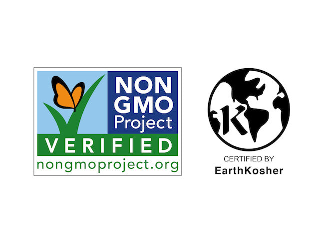 Bloody Mary Elixir non-GMO Project Verified and Earth Kosher