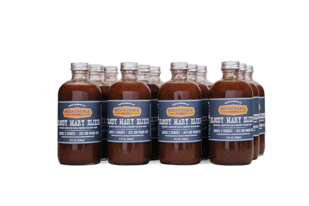 Pacific Pickle Works Bloody Mary Elixir 8oz 12-pack
