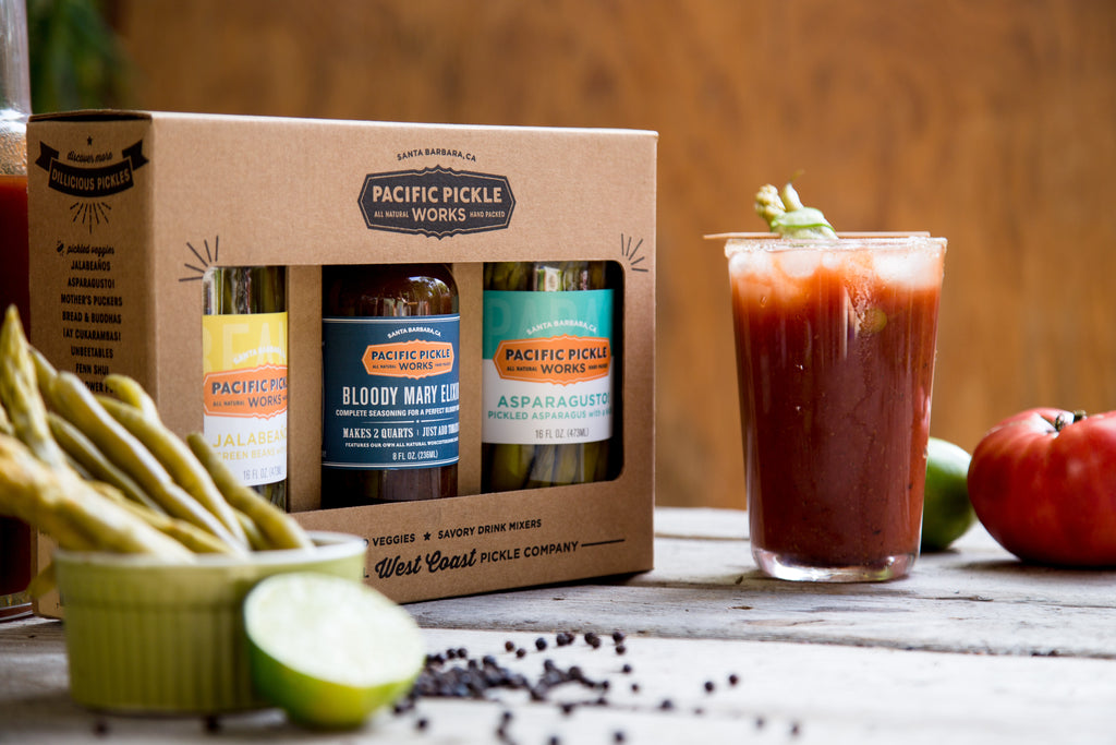 Mighty Bold Bloody Mary Starter Kit