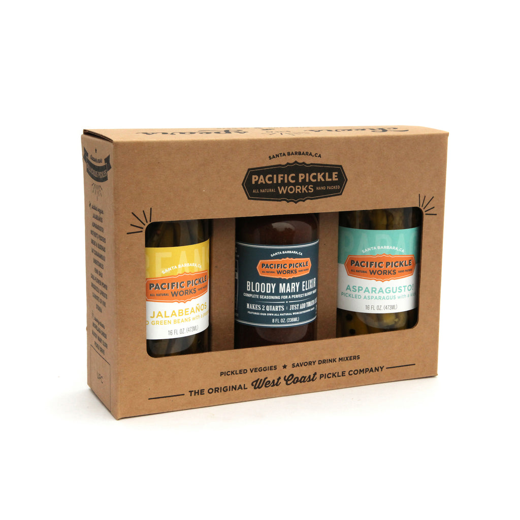 Bloody Mary Cocktail Gift Box