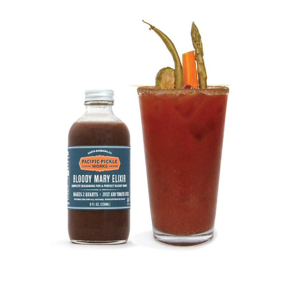 Bloody Mary Elixir Mini Pack (3-pack of 2oz bottles)