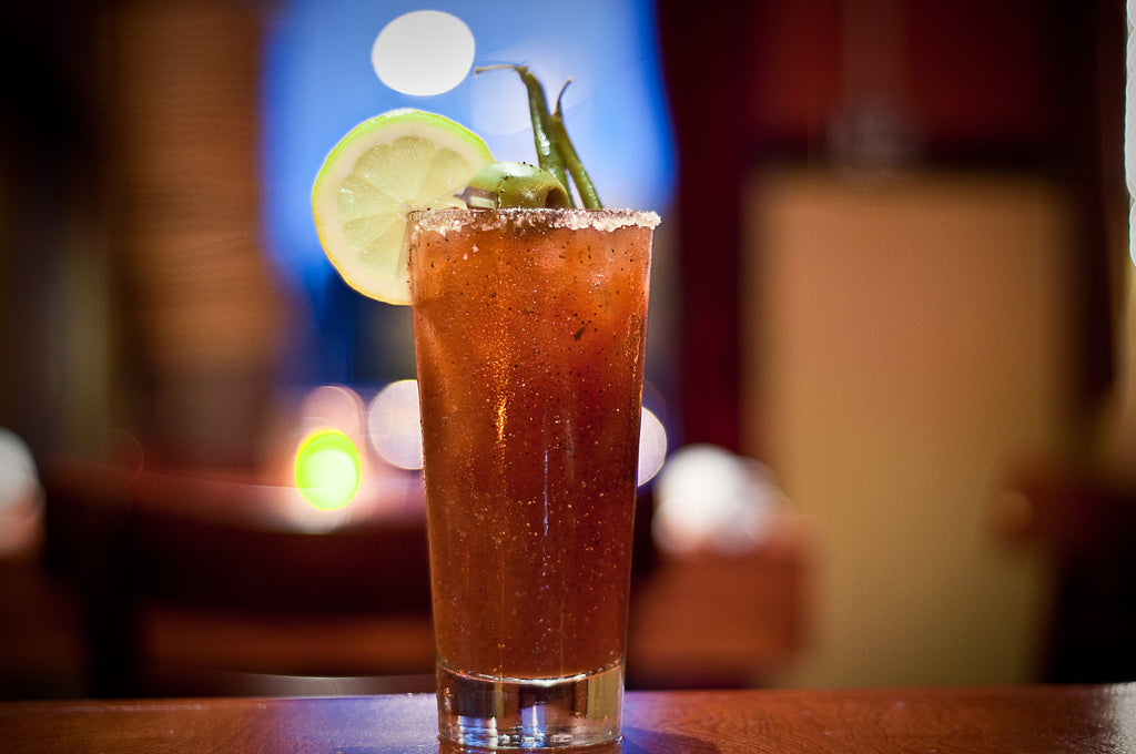 Bloody Mary featuring Pacific Pickle Works Bloody Mary Elixir