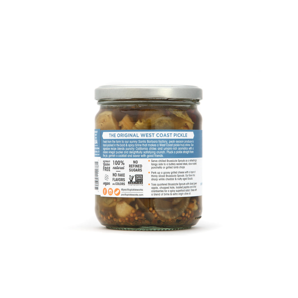 Brussizzle Sprouts 16oz