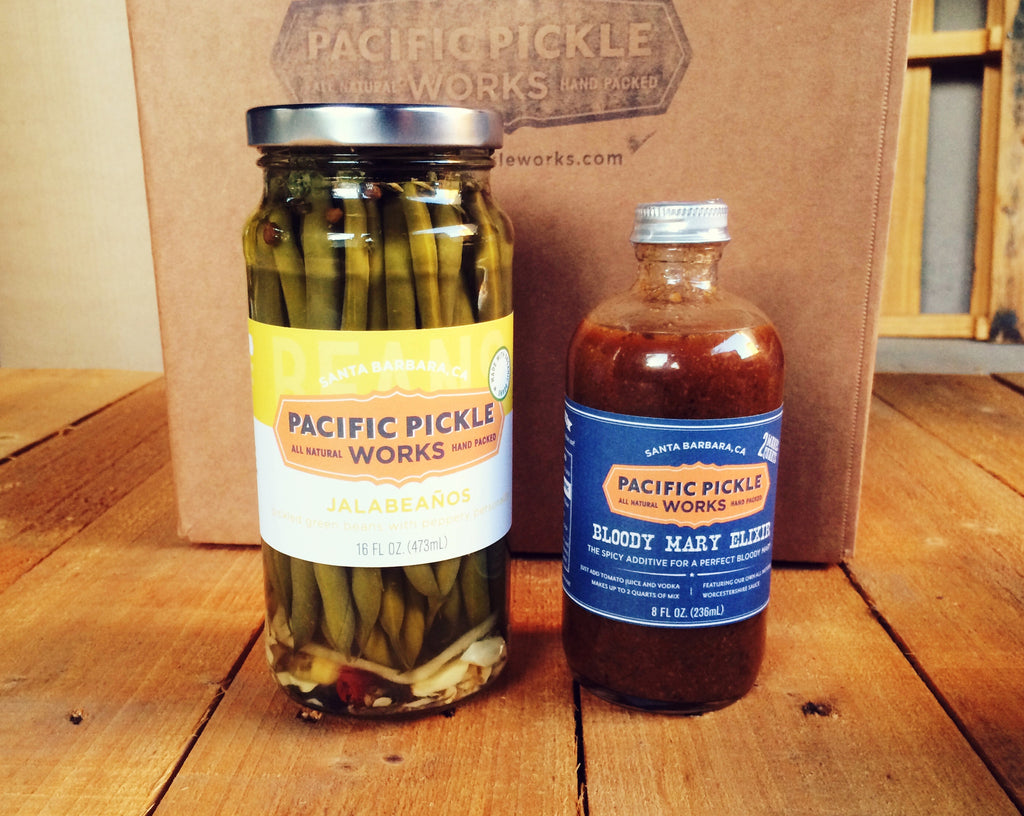 Pacific Pickle Works Gherkin Pickle Club