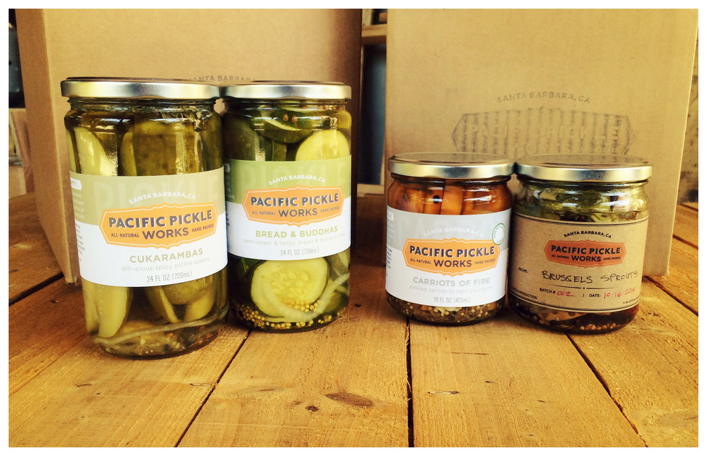 Pacific Pickle Works Big Dill Pickle Club