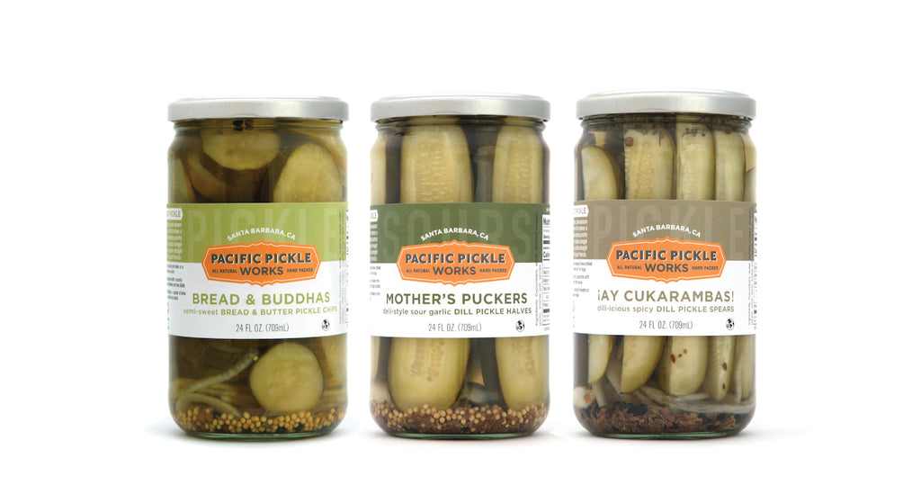 Three Pickle Variety Pack