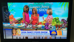 Pacific Pickle Works featured on the Today Show on NBC for Brussizzle Sprouts - 2016 sofi™ Gold Award Winner