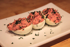 Pacific Pickle Works Unbeetable Deviled Eggs