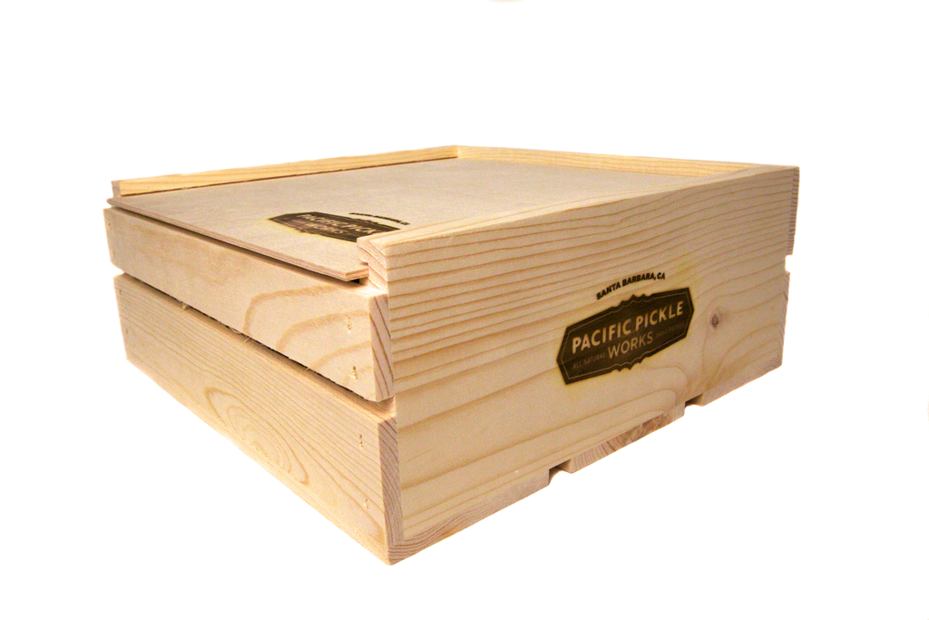 Limited Edition Branded Gift Crate