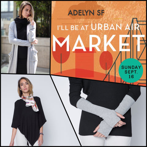 Adelyn SF at Urban Air Market