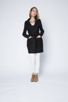 Sherry Funnel Neck Wool Coat