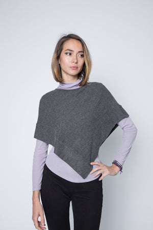 Shoulder Wrap Sweater