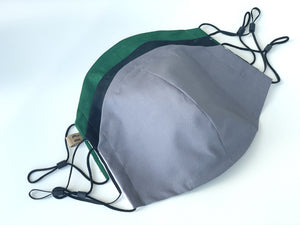 reusable face mask with filter pocket cotton formen