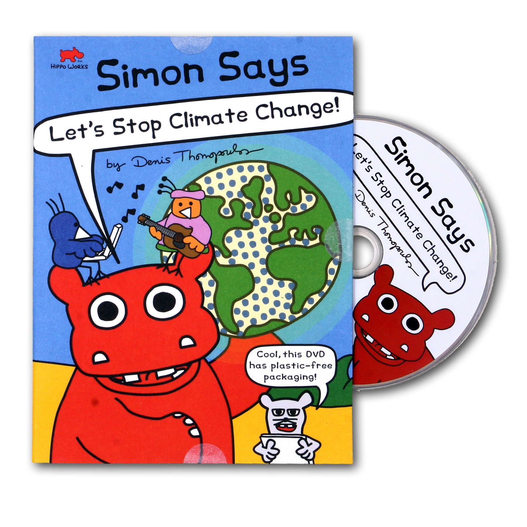 Platinum Edition DVD Let's Stop Climate Change!
