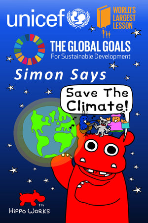 eBook for Simon Says Save The Climate!