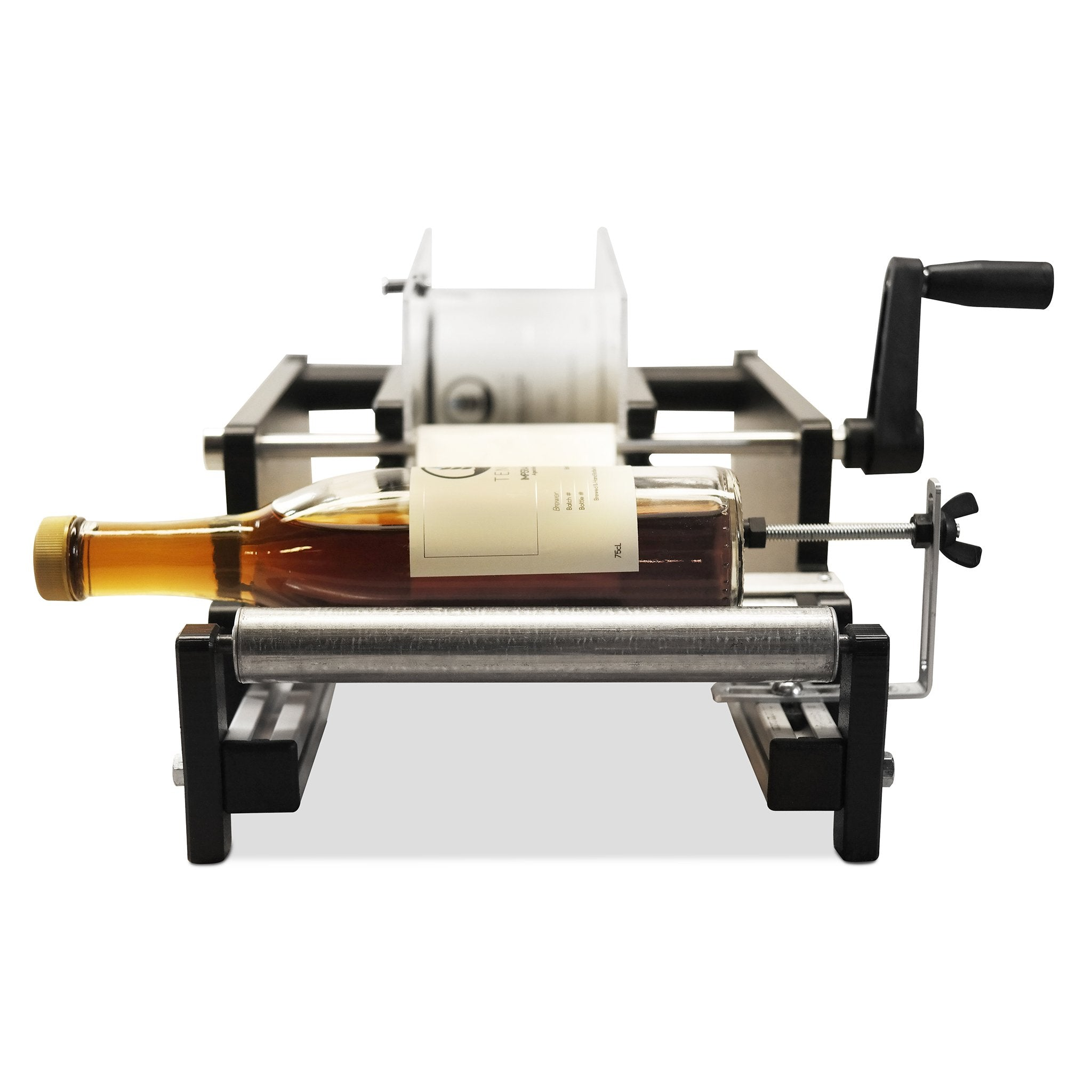 Easy Labeler | Small Bottle Labeling Machine for Sale Online