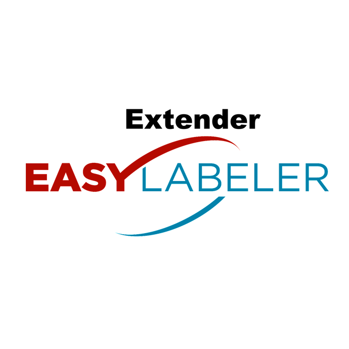 extended option - Easy Labeler