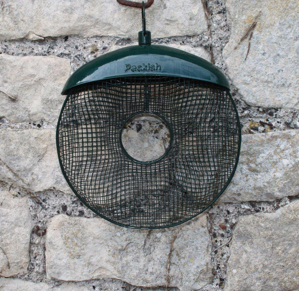 Doughnut Feeder used with Peanuts or Suet Pellets