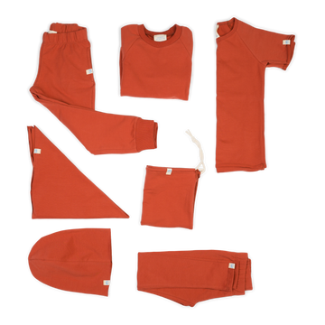 Red kit of 6