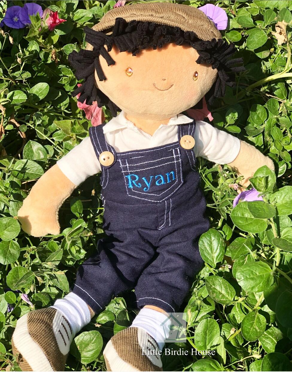 Thomas Personalised Rag Doll