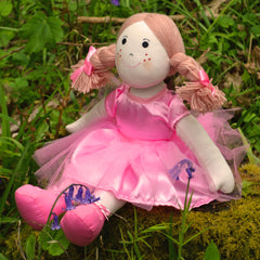 Demi Personalised Rag Doll