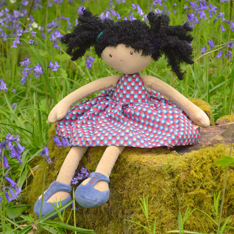 Jasmine Personalised Rag Doll