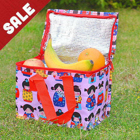 Kimono Dolly Lunch Bag