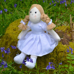 Freya Personalised Rag Doll
