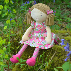 Imogen Personalised Rag Doll