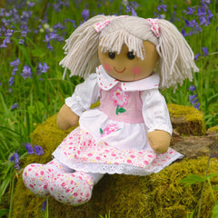 Primrose Personalised Rag Doll