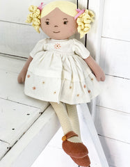 Sophia Personalised Rag Doll