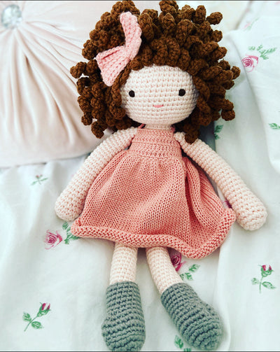 Emmie Personalised Rag Doll